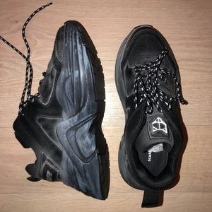 Shoes - Black authentic NAKED WOLFE sneakers